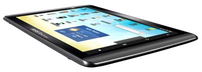 archos 101 tablet angled sm ARCHOS 101 Internet Tablet 16GB