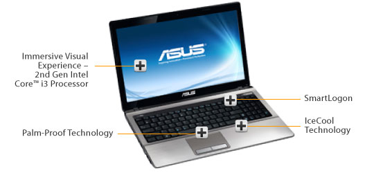 ASUS A53E-AS31