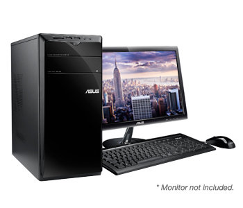 ASUS Essentio Desktop PC CM6730