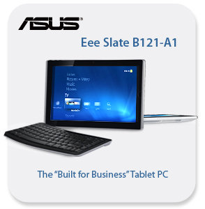 "The ""Built for Business"" Tablet PC"
