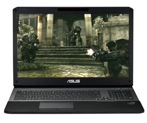 ASUS G Series Notebooks