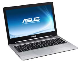 Amazon.com : ASUS S56CA-WH31 15.6-Inch Ultrabook : Laptop Computers