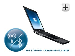 U31 wifi S ASUS UL30VT X1K: ASUS UL30Vt X1 Thin and Light 13.3 Inch Black Laptop (11 Hours of Battery Life)