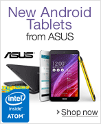 New ASUS Tablets