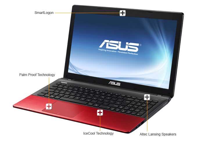 ASUS A54C-AB91