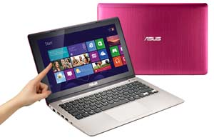 ASUS VivoBook X202E-DH31T-PK 11.6-Inch Touchscreen Laptop (Pink) (OLD