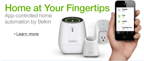 Belkin Wemo Home Automation