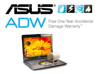 1 Year Accidental Damage Warranty Included
