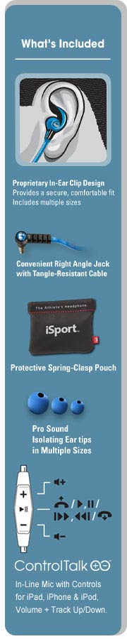 isport included