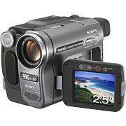 La Sony DCR-TRV280