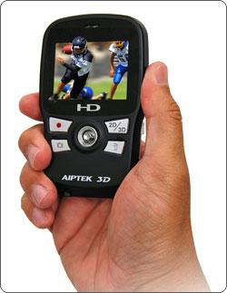 3d video camera