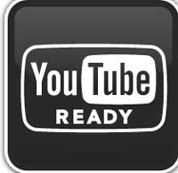 This is a picture of the youtube ready logo