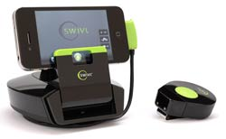 Swivl (complete personal cameraman) Product Shot
