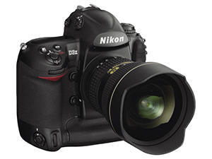 D3X Digital SLR