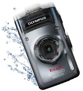TG-1 Tough Camera Waterproof