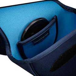 Lens Cap Pocket