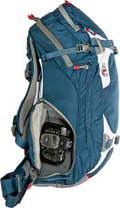 Clik Elite CE621BU Contrejour 35 Backpack (Blue) (Discontinued by ...