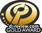 DP Review - Gold Award