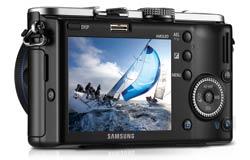 Samsung NX100 14.6-Megapixel Interchangeable Lens Digital Camera feature shot