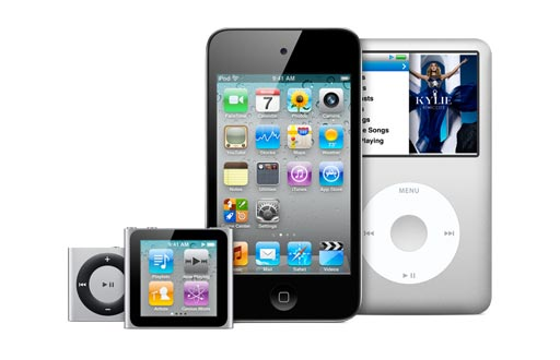 What Kind of iPod Is Right for Me?