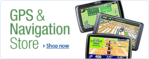 GPS and Navigation Store at Amazon.com