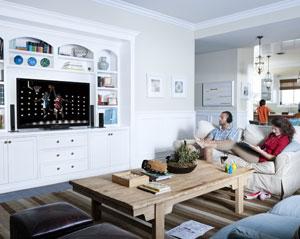 Sony DS6500 living room