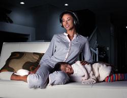 Sony DS6500 sound isolation