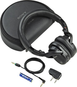 Sony NC200D accessories