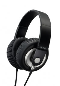Sony MDR-XB500 Headband