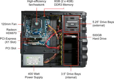 cybertron 5150 internal