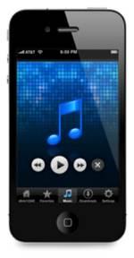 DNS-345 iphone music