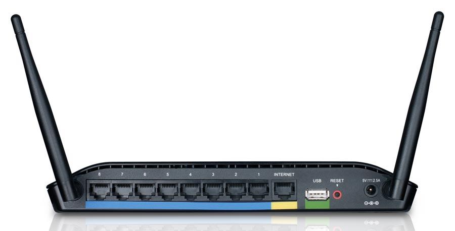 Amazon.com: D-Link DIR-632 Wireless-N 8-Port Router: Electronics