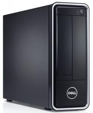 Dell Inspiron 660s Desktop: Streamlined design.