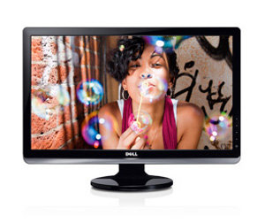 Dell ST2220L 21.5 inch Widescreen LCD Monitor with HD LED