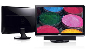 Dell ST2220L 21.5 inch Widescreen LCD Monitor with HD LED: Home is where the action is