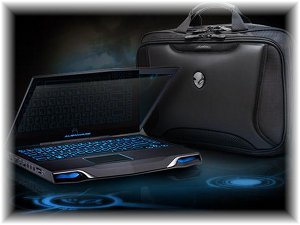 Alienware M14x Gaming Laptop: Mobile Domination