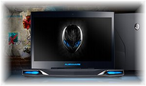 Alienware M14x Gaming Laptop