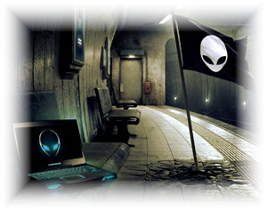 Alienware M14x Gaming Laptop: Triumph knows no boundaries.