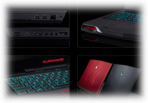 Alienware M14x Gaming Laptop: Designed to impress