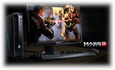 Alienware X51 Mini Gaming PC: Accept the challenge.