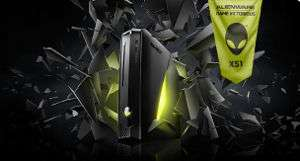 Alienware™ X51 Mini Gaming Desktop