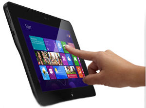 Dell Latitude 10 Windows® Tablet: Built for business, great for fun.
