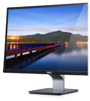 "Dell S2340M 23"" Monitor with LED: Enter a captivating world of clarity."
