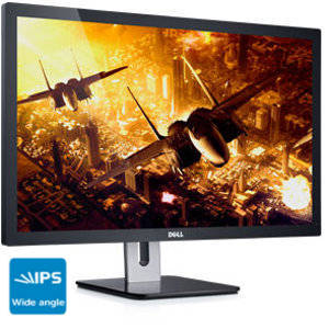 "Dell S2740L 27"" Monitor with LED Panel with ultrawide angle: When it's on, you're there."