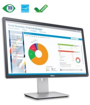 Dell 23 Monitor | P2314H: Brilliant clarity for businesses and home offices.