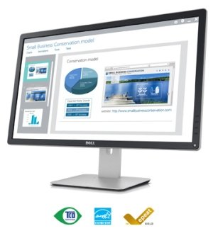 Dell 27 Monitor | P2714H: Ideal display for high-performance businesses.