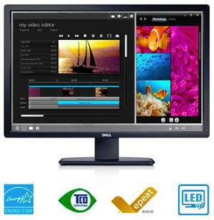 Simplify image management with Dell Display Manager.