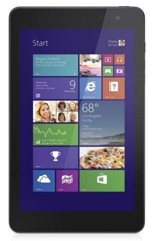Dell Venue 8 Pro Tablet: Your ultimate productivity companion.
