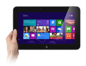 Dell XPS 10 Tablet: Play hard, work smarter.