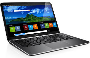 Dell XPS 13 Ultrabook™: Compact power you can carry.